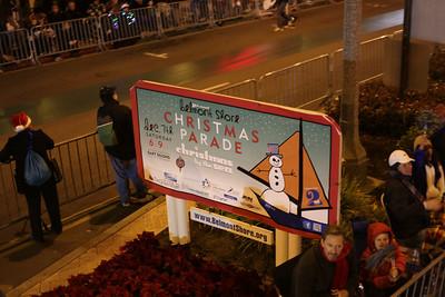 Belmont Shore Christmas Parade 2013