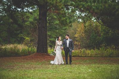 Hunter & Elyzabeth | Wedding at Loblolly Rise