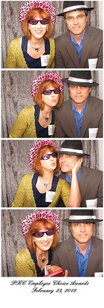 Employee Choice Photo Booth 2012
