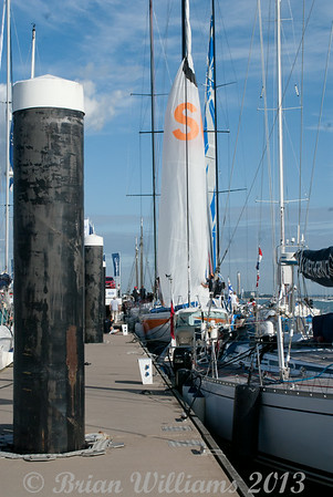 Cowes Week 2013 Day 04