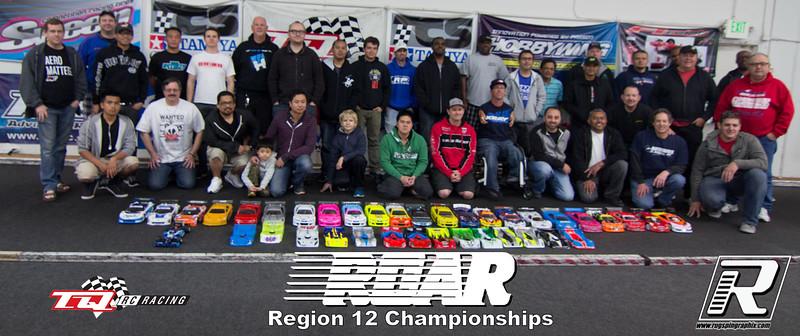 TQ ROAR Region 12 Championships 02-08-15