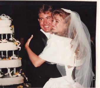 9-10-11-1993 Todd Amen & Kelly Reavis Wedding @ Denver, CO