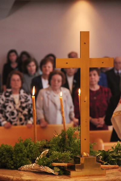 Elevation of the Holy Cross Liturgy 2013