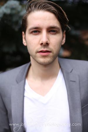 David M Actor Headshots Jan 2017