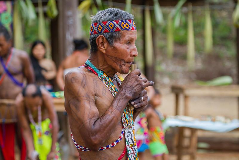 Embera Village - Darien Gap - Panama