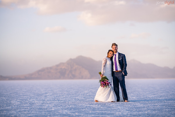 Salt Flat Bridals