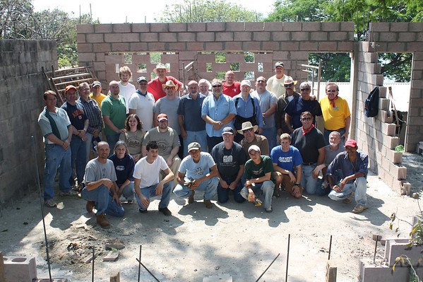 El Salvador M.A.P.S Project 2009