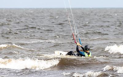 Kitesurfere - August 2019
