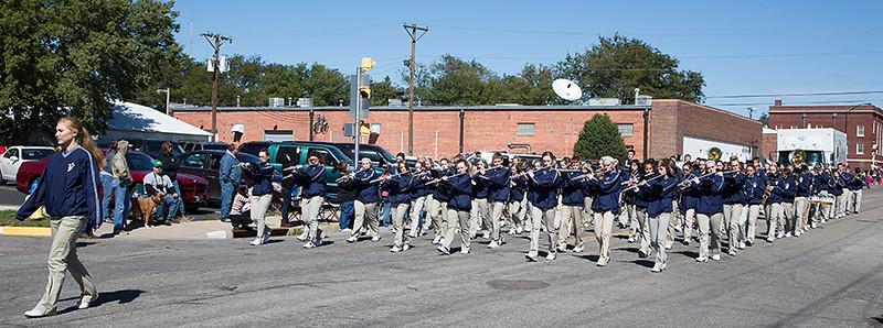 FHSU Homecoming Parade 2013