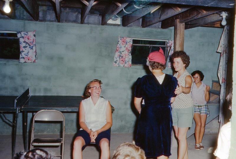1961 - Students at Bible Camp.jpg