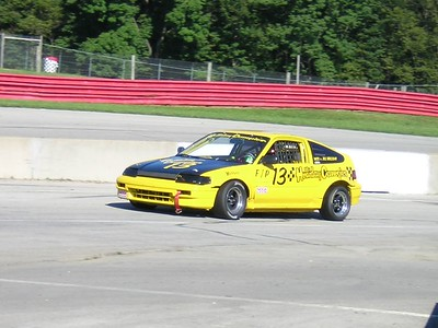 Ohio Valley Region SCCA Autumn Classic at Mid-Ohio