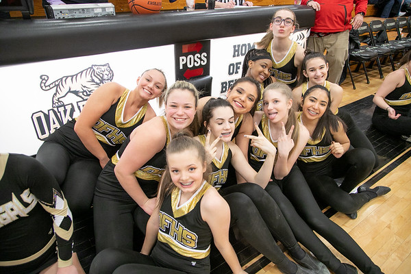 2-22-19 OFHS Poms Senior Night