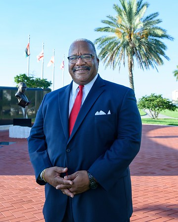 Mayor Keith James Portrait Proofs