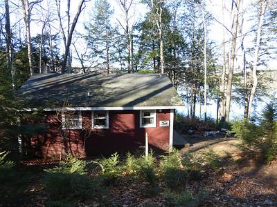 Bradley Lake Cottage