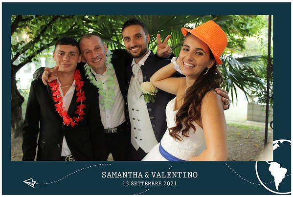 SAMANTHA&VALENTINO