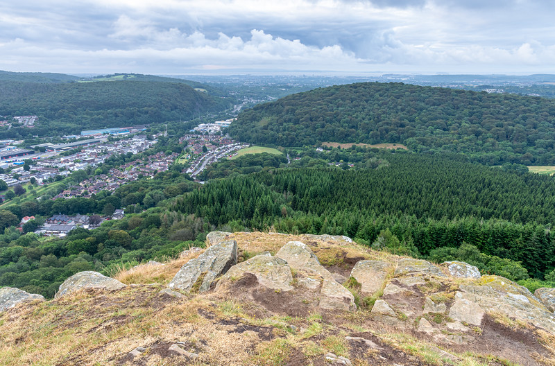 Taff Valley and Cardiff city