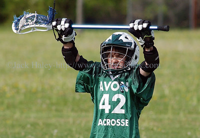 Avon vs Hilton Outlaws - 5th&6th grade lacrosse