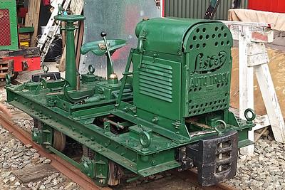 Lister locomotives