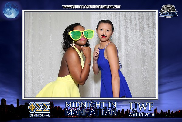 Phi Sigma Sigma Photo Booth 2016