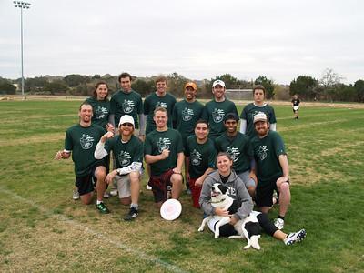 2012 AWL Team Pics
