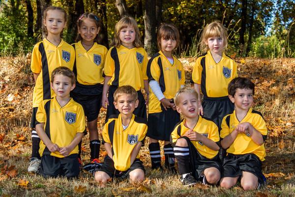 2012 Soccer Season