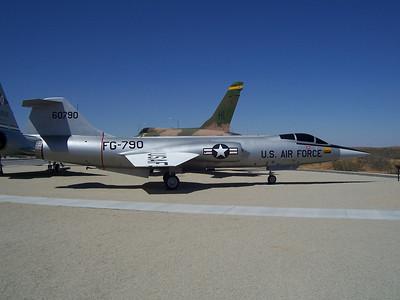 F-104 Edwards AFB