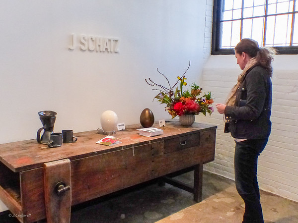 J. Schatz Studio Open House, Providence, R.I.