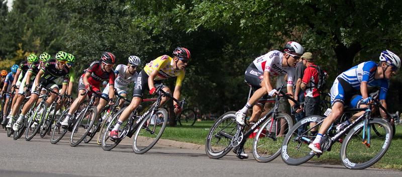 Peloton, USA Pro Cycling Challenge 2013, Denver, Colorado