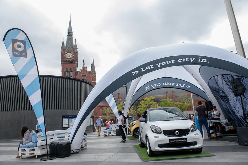 Smart Car Promotion