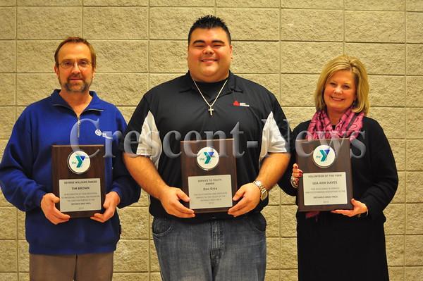 02-18-16 NEWS YMCA Annual Award Winners