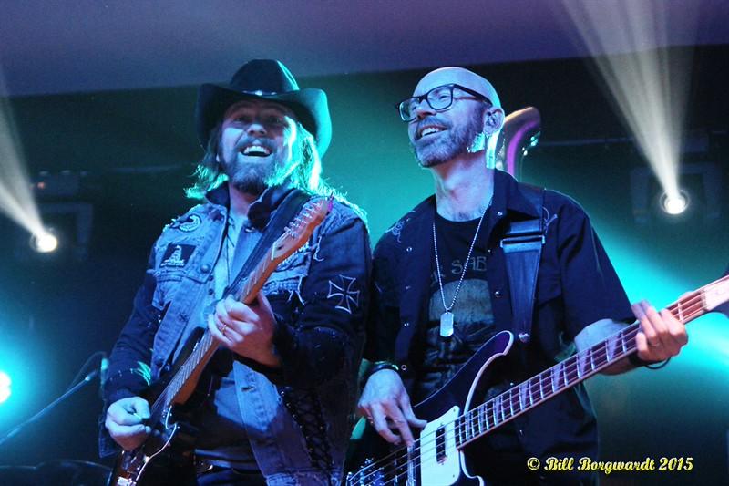 Jason McCoy & Chris Byrne - Road Hammers - Rainmaker Rodeo 2015 0922