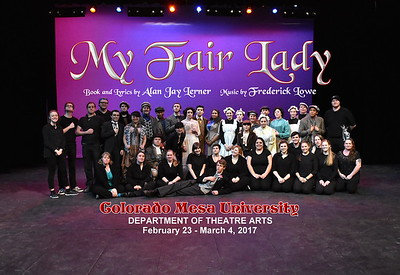 My Fair Lady CMU March 2017