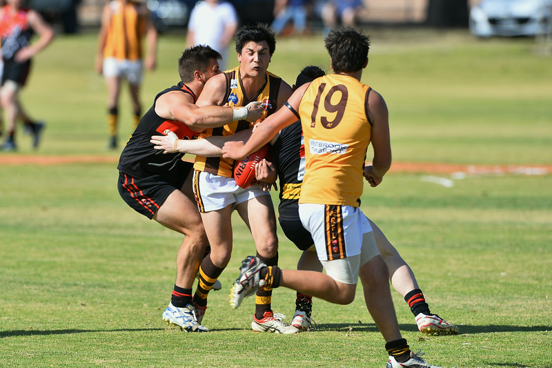 """A"" Grade PRELIM FINAL BSR v Brownswell (at Ramco)"