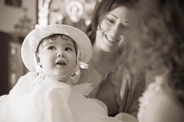 Maria's Baptism - June 1, 2014