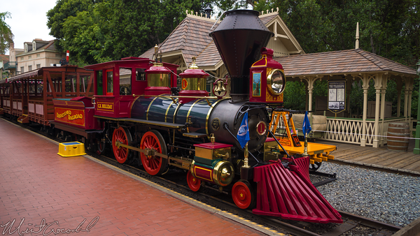 Disneyland Resort, Disneyland, Frontierland, New, Orleans, Square, Station, Train, C, K, Holiday, Railroad, Star, Wars, land