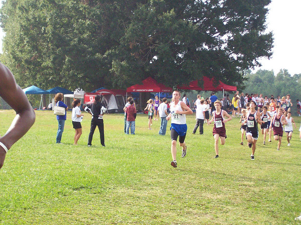 Cross Country at William & Mary