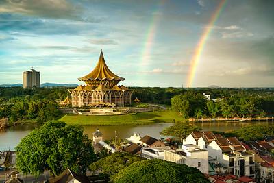 Kuching, Sarawak - Aug 2016