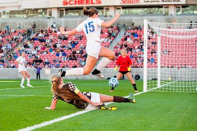2016 5A Girls Soccer Championship