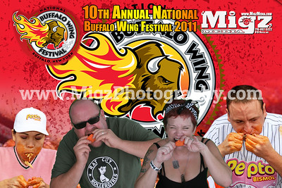 2011 National Buffalo Chicken Wing Festival