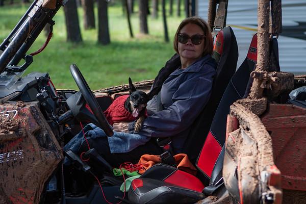 Stoneman Lake Area 7-28-Aug 1-2021 in the mud