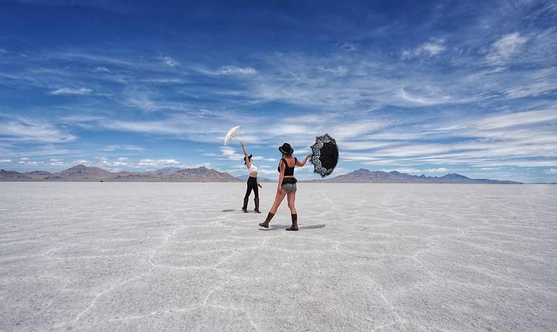 Great Salt Lake Desert, Utah