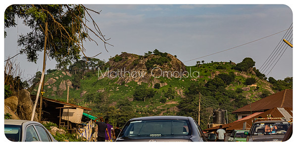 Bringing Ekiti Hills to light