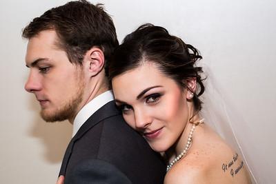 Caleb & Stephanie Davis