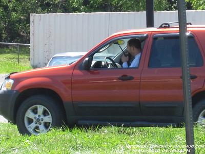 Schuylkill County - Mahanoy Twp. - Mahanoy Area Mock DUI MVA - 5/10/2010