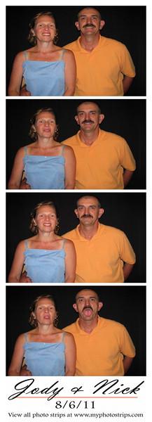 Jody & Nick (8-6-2011)