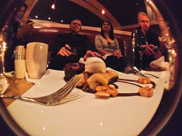 January 13, 2012 - Dessert at Proof
