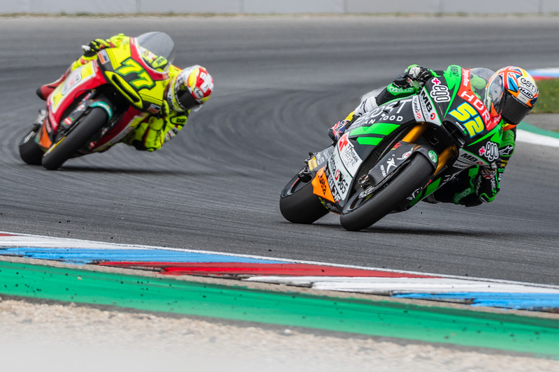 Danny KENT and Dominique AEGERTER, Czech Republic/Brno, 2018