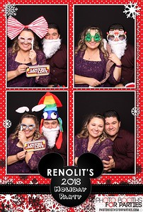 RENOLIT Holiday Party '18