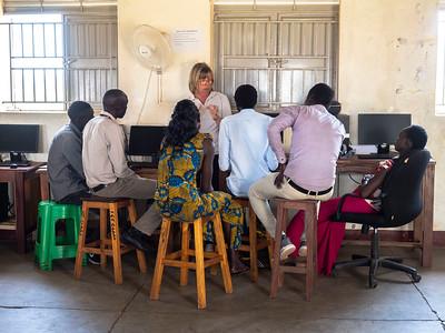 Ulrika Blom CD Uganda