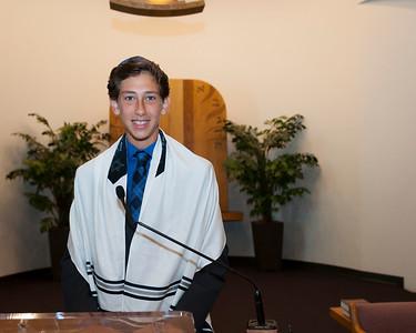 Joshua Bar Mitzvah